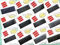 arabic farsi - Best quality laptop keyboard sticker Hebrew Farsi Thai Dutch Pashto Swedish Arabic French Spanish language label AZERTY