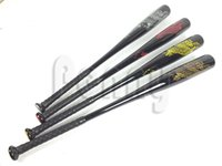 Wholesale OEM mm full carbon fibre baseball bats for match horsehide baseballs bat silver red gold yellow color