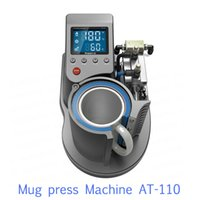 Wholesale 280W V V Mini Freesub Pneumatic Mug Heat Press Machine full automatical control For OZ Mug Sublimation Heat Transfer ST