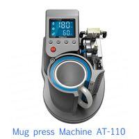 Wholesale 280W V V Mini Freesub Pneumatic Mug Heat Press Machine full automatical control For OZ Mug Sublimation Heat Transfer ST