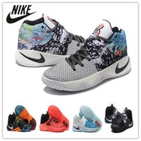 cavalier - Nike Kyrie basketball shoes Effect Tie Dye Cavaliers Limited Kyrie Irving sneakers for men original quality Athletic Shoes