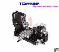 Wholesale HOT SALE TZ20002MP Big Power Mini Metal Lathe Mini Lathe DIY woodworking machine