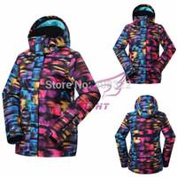 Jackets best ski coats - Fashion women best quality brand Ski jacket winter warm outdoor jacket breathable coat