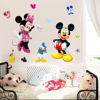 babies growth chart - Cartoon Wall Stickers cute Mouse Baby Nursery Decor Decals