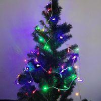 Wholesale Christmas lights Christmas trees Christmas trees decorations LED lights Party lights a series of festive lanterns the of li