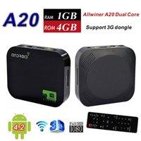 Cheap TV Box A20 Best Allwinner A20