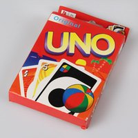 Wholesale Children UNO Trading Paper Card Hawaii Edition Game Family Game Play Card new Boy girl Card Games toys B