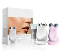 Wholesale 2015 Hot Nuface Trinity Pro Facial Toning Device Kit White Brand New Sealed