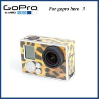 Wholesale New New go pro accessories action camera stickers gopro hero Sticker for GoPro Hero gopro hero Camera Body