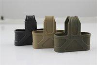 Wholesale MAGAIPU Assist NATO Range Safety for M4 M16 Drss MP PTS NATO M4 Mag Clip black Tan green