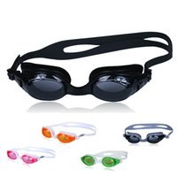 Wholesale New Clear Sight Speedo Style Sportswear Men Women Adult Waterproof Swimming Eyewears Goggles Swimming Glasses H2500
