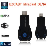 Wholesale V5ii Ezcast Wifi Display Smart TV Stick Media Player Dongle DLNA Airplay P Multi Platform support