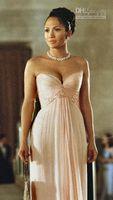 maid in manhattan - Evening Dress Prom Gown Elegant Bridesmaid Dress in the movie Maid In Manhattan Made of Chiffon