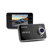 Wholesale K6000 P HD Car DVR quot inch LCD TFT screen Car Camera Video Recorder Car Camcorder Night Version HDMI G sensor Degree