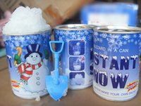 artificial snow spray - Artificial Fake Flake Snow Spray Aerosol Christmas XMAS Window Decoration Magic Prop DIY Instant Snow Powder Simulation Fake Snow
