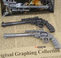 Boys' ball guns - Creative gun model pistol ball point pen gel pen BP Student Gift