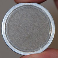 Wholesale Stainless Steel Filter Disc Stainless Steel BHO Filter Screen micron stainless steel round screen