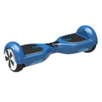 used scooters - Chic Smart S1 Two Wheels Self Balancing Electric Scooter With LED Light Safe and Easy to Use Electric Scooters Blue