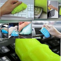 Wholesale Magic Keyboard Cleaner Super Dust Cleaner High Tech Cleaning Compound Gel Super Clean Slimy Compound for Laptop Keyboard
