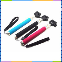 Wholesale Selfie Stick New Generic B Mode Monopole With Tripod Adapter Monopod For SJ4000 Camera Or Gopro Accessories