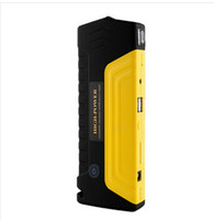 Wholesale high capacity Mini Portable Car Jump Starter mah Emergency Start V for Petrol Engine Car Power Bank Battery Charger