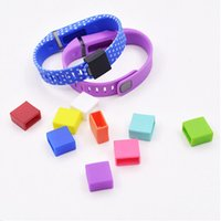 Wholesale 2PCS Replacement Clasp Holder Protector Cover for Fitbit Flex Wristband Bracelet