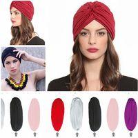 Wholesale 10 colors India cap Qi County cos Prince Sultan Bin Laden cap shower cap hip hop Arabia Baotou yoga hat cap S0057