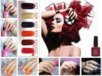 shellac nail polish - You choose High Quality Soak Off UV LED shellac Nail Gel Fashion Colors gel polish last long