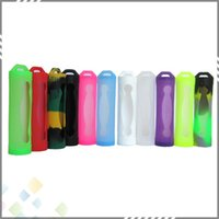 battery bags - 18650 Battery Silicone Case Protective Silicon Cases Bag Cover box colorful for battery sony samsung vtc4 vtc5 LG he4 Panason mod battery