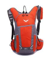 backpacks backpacking - L Fashion professional cycling bag outdoor camping bags school bags backpacking backpack bolsa mochila hiking camelback