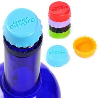 Wholesale Good Multicolour Bottle Cap Cheap Bottle Cap Silicone Material Unique Design New Arrival for Sale EB DN15551
