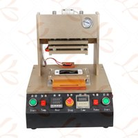 air compressor station - 2015 Factory auto frame hot bar station LY hot bar machine built in air compressor for Iphone