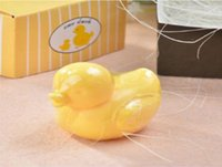 baby shower ducks - Yellow Duck Pattern Soap Wedding Favors Baby Shower Gift Idea for Wedding Guest