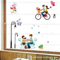 animal house wallpaper - Wall stickers home decoration Wall stickers stickers stickers wallpaper wallpaper sweet new house marriage room bedroom background