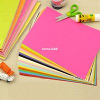 photo albums - Hot Sell Photo Album Colorful Paper for Cutting A4 Paper for DIY Photo Album Making for Embossed Machine Cutting Paper