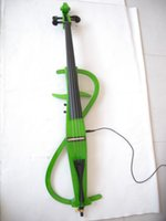 Wholesale High Quality New Electric Cello Silent Powerful Sound Ebony Part