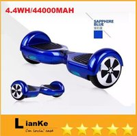 kick scooter - Kick Board Wheels Self Balanced Scooter Electric Hoverboard Skateboard Balance Skit Board with Bluetooth Speaker and Remote Controller dhl