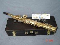Wholesale golden Soprano Saxophone great
