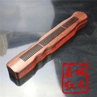 Wholesale Kerry Redwood City lobular red sandalwood aromatherapy incense censer lying incense censer Guqin Incense Buddhist utensils