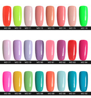 Cheap Gel Polish Gelish Nail Polish Soak Off UV Gel For Salon 203 New Colors 15ML Factory Sales factory supply by uprise