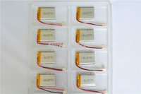 Wholesale V mAh mm Polymer Lithium Li Po Rechargeable Battery For MP4 GPS PSP E Book