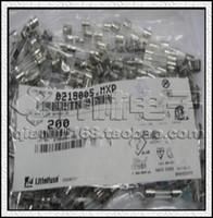 Wholesale Electronic Component glass fuse F1A V F1AL250VP fast acting fast break X20mm