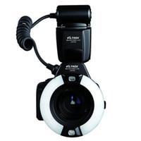 auto lite - VILTROX JY C E TTL Auto Exposure Macro Ring Lite Flash Speedlite for Canon DSLR Cameras