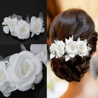beauty fashion accessories - New Fashion Soft Pearl Short Bride Hair Accessory Wedding Beauty Brides Hair Decoration Veil Bridal Veil Wedding Accessories