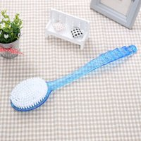 arc massage - Limited arc massage bath brush skillet hot models sky blue cleaning brush select shipping methods