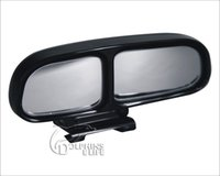Wholesale 2014new car styling x13 cm colors Rear view mirror Auxiliary mirror Big vision mirror Anti blind spot mirror