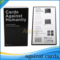 Wholesale against cards game Base Set a party game for horrible people US UK Edition