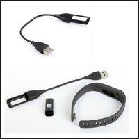 Wholesale Magnetic USB Power Charger Cable Line Charging Cord Black color for Fibit Flex Wireless Wristband Bracelet