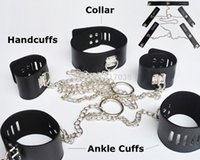 Cheap leather hand cuffs Best leather sex restraints