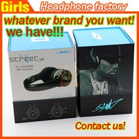 best wireless headphone - The best wireless headphones Over Ear SMS Audio SL600 Sync by Cent Bluetooth Headphone DJ PRO Stereo Wireless Headphones from girls